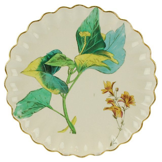 Copeland    Botanical   Wall Plate