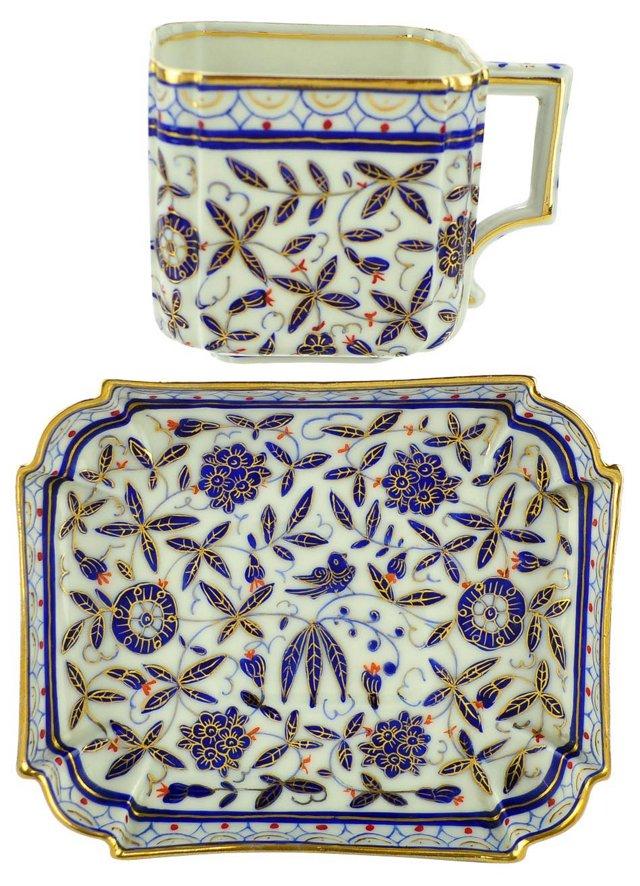 Royal Vienna Cup & Saucer