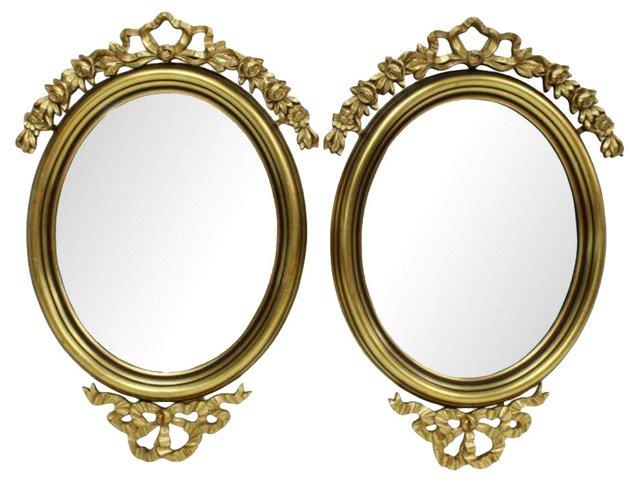 Friedman Brother's Mirrors, Pair