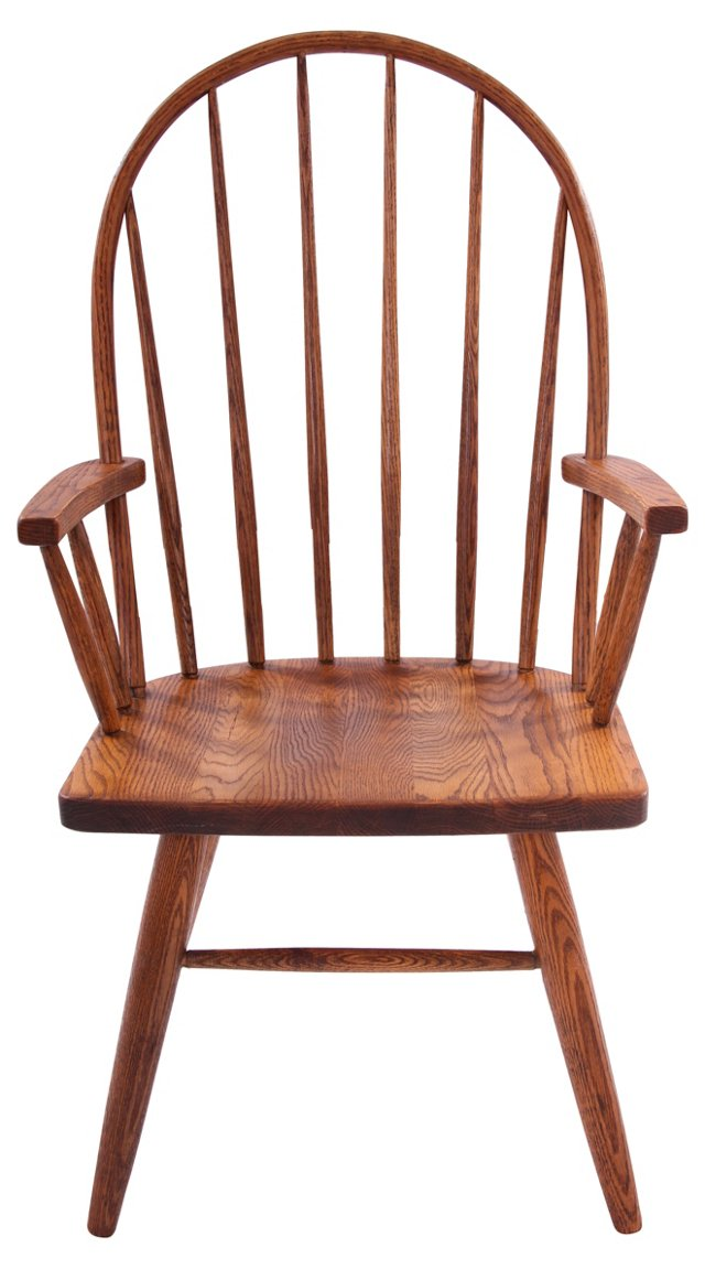 Russel Wright Windsor Chair