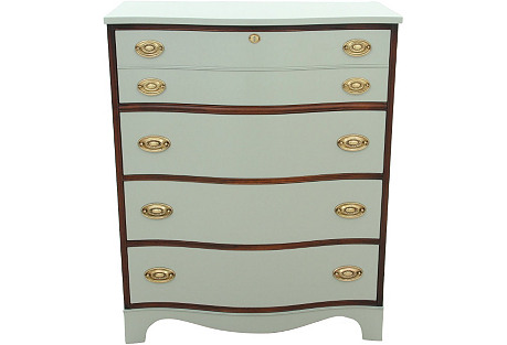 Federal-Style Bassett Chest of Drawers