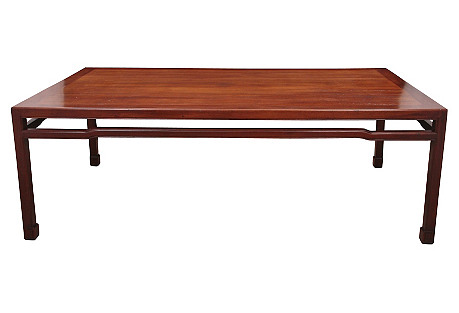 Ming Rosewood Dining Table