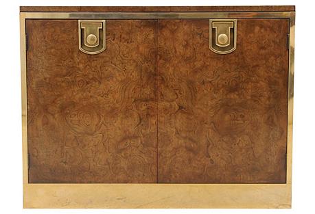 Mid-Century Modern Hall Cabinet