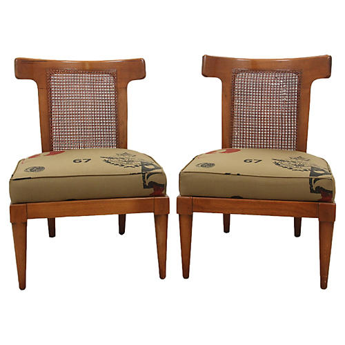 American of Martinsville Campaign Chairs