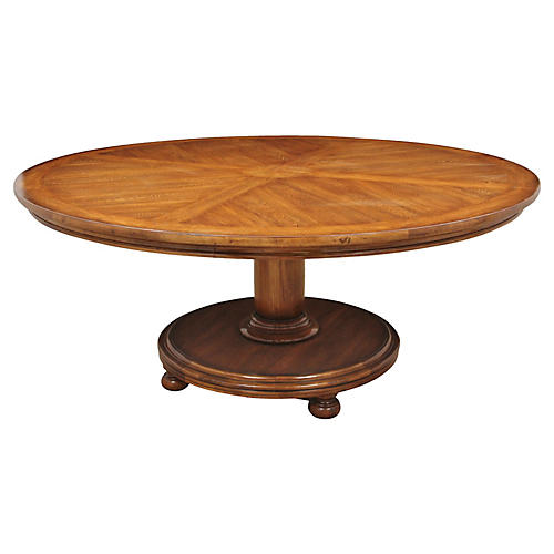 Round Century Furniture Dining Table