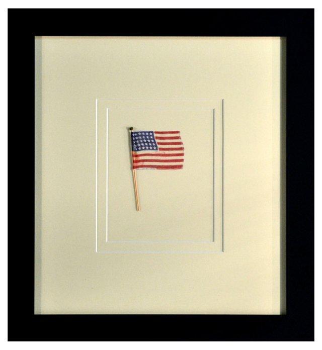 25-Star Flag, C. 1835