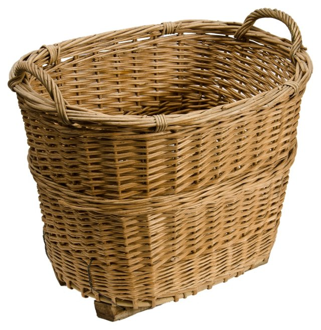 French Harvester Basket