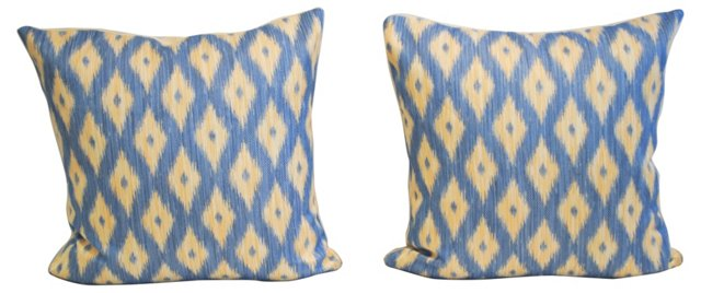 Brunschwig & Fils Viceroy Pillows