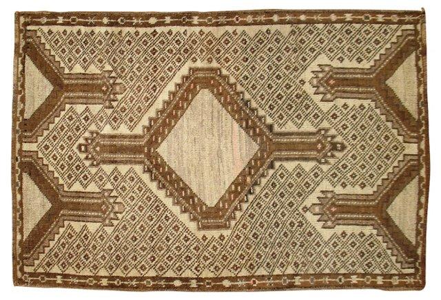 Anatolian Rug, 3'9'' x 2'9''