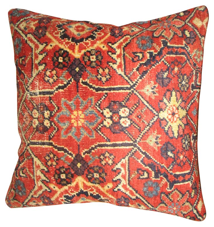 Persian   Mahal    Pillow