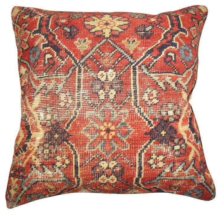 Persian   Mahal     Pillow