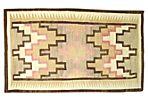 American Navajo Rug, 9'4'' x 4'10''