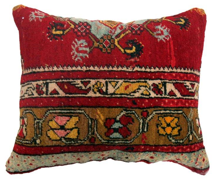 Red Sivas   Pillow