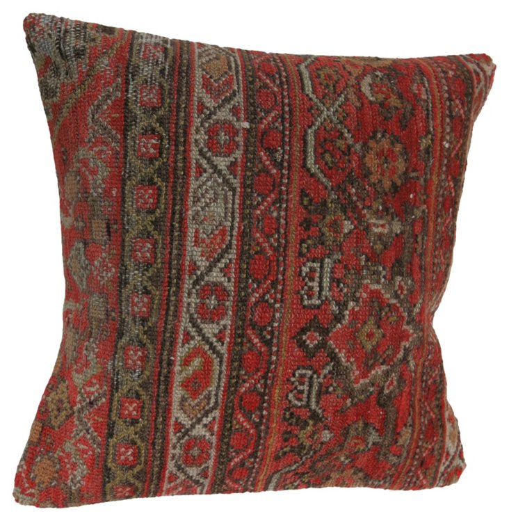 Red Malayer      Pillow