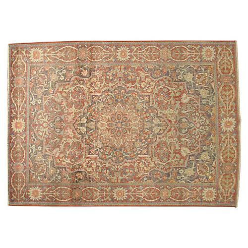 Persian Tabriz Rug, 6' x 4'7''