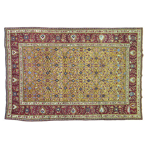 Turkish Carpet, 10' x 6'10''