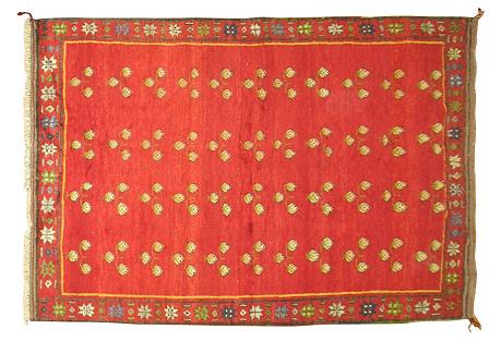 Konya Rug, 7'10'' x 5'4''