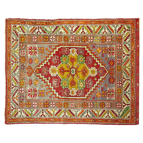 Anatolian Rug, 3'6'' x 4'11''