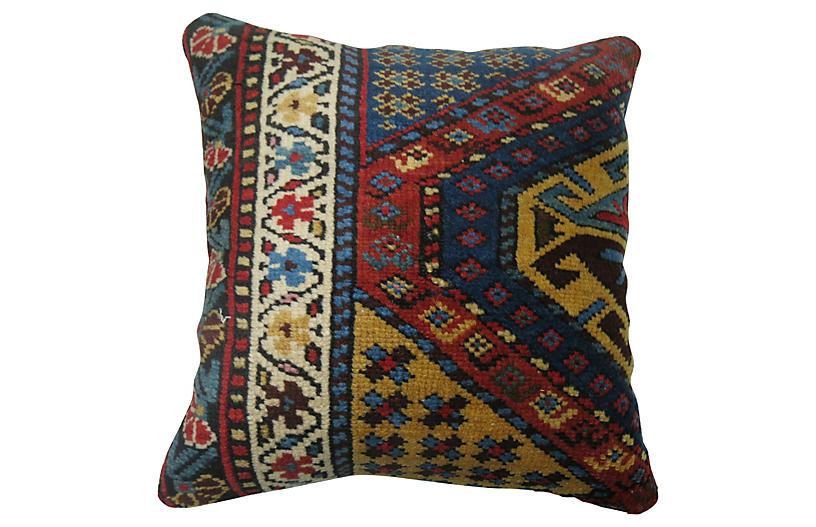 Kazak Fabric Pillow