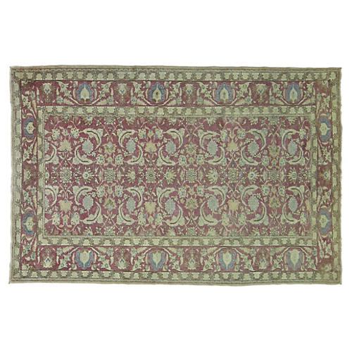 Turkish Rug, 9'9'' x 6'5''