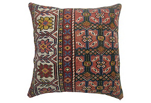 Kurdish Rug Pillow*