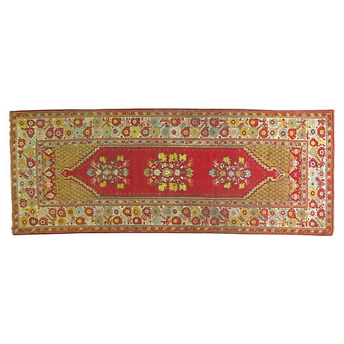 Turkish Melas Runner, 10'8'' x 4'4''