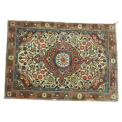Persian Rug, 2'11'' x 2'