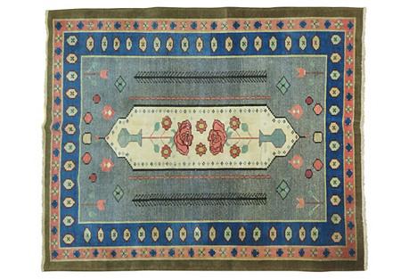 Turkish Rug, 5'10'' x 5'