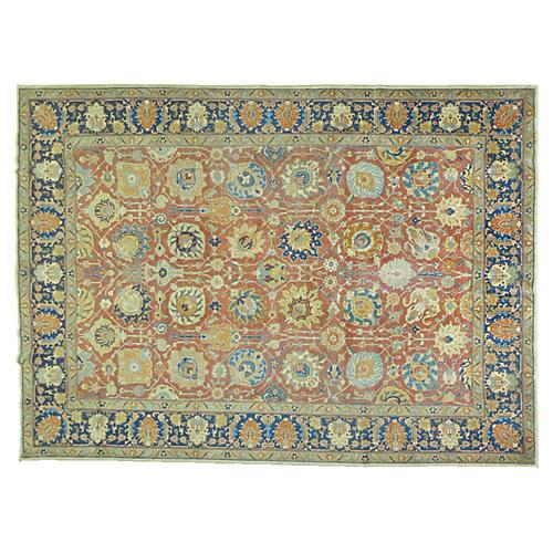 Antique Tabriz Rug, 8'6'' x 11'3''