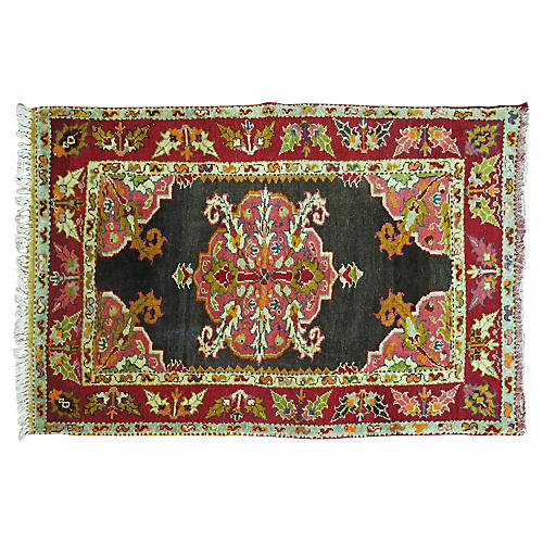 Anatolian Rug, 2'10'' x 4'9''