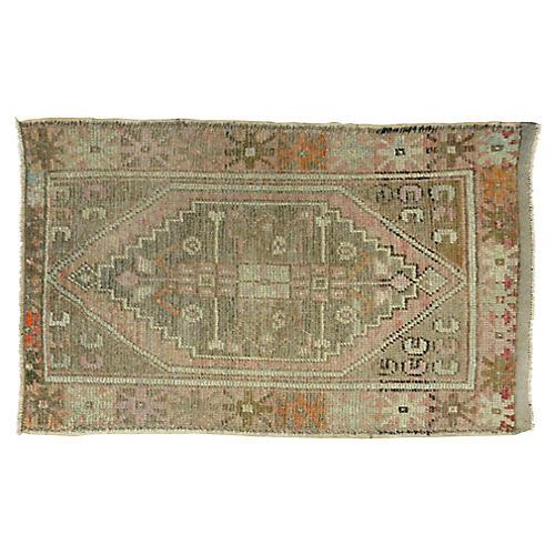 Turkish Anatolian Rug, 2'10'' x 4'3''