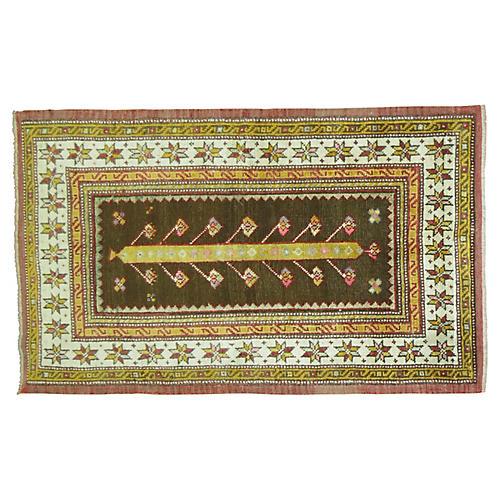 "Anatolian Rug, 2'11"" x 4'4"""