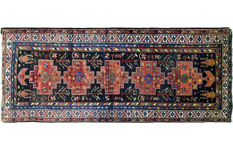 Persian Bakhtiari Runner, 4'7