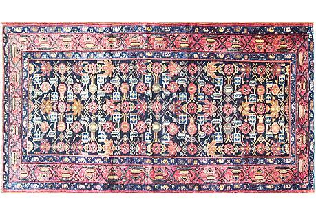 Persian Malayer Rug,3'4