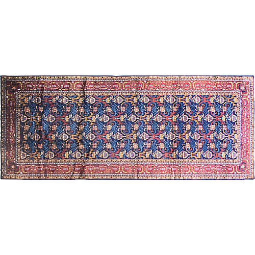 "Agra Carpet, 6'11"" x 17'3"""