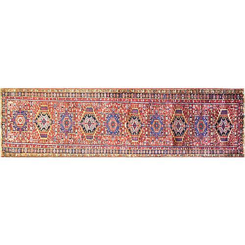 "Persian Karaja, 3'3"" x 14'8"""