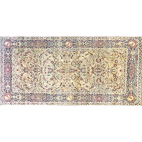"Antique Kermanshah, 5'5"" x 11'4"""