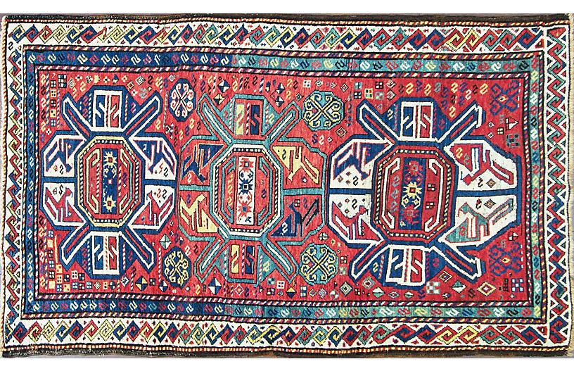 Antique Caucasian/Kazak 3;9
