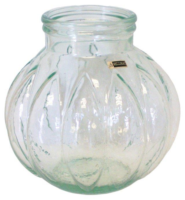Italian Glass Vessel