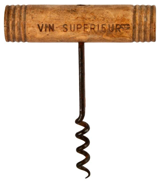 Vin Superieur Corkscrew