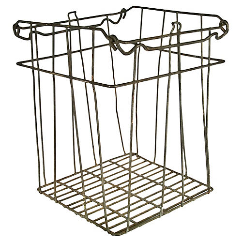Stackable Wire Egg Crate