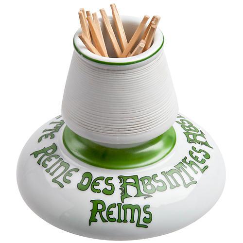 Reinette Absinthe French Match Striker