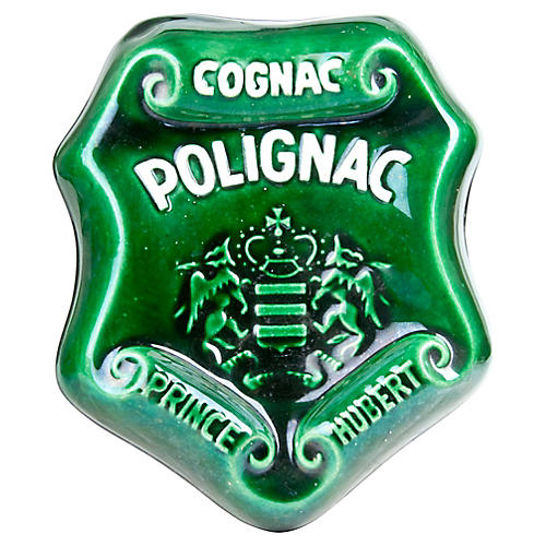 Polignac Cognac Ashtray