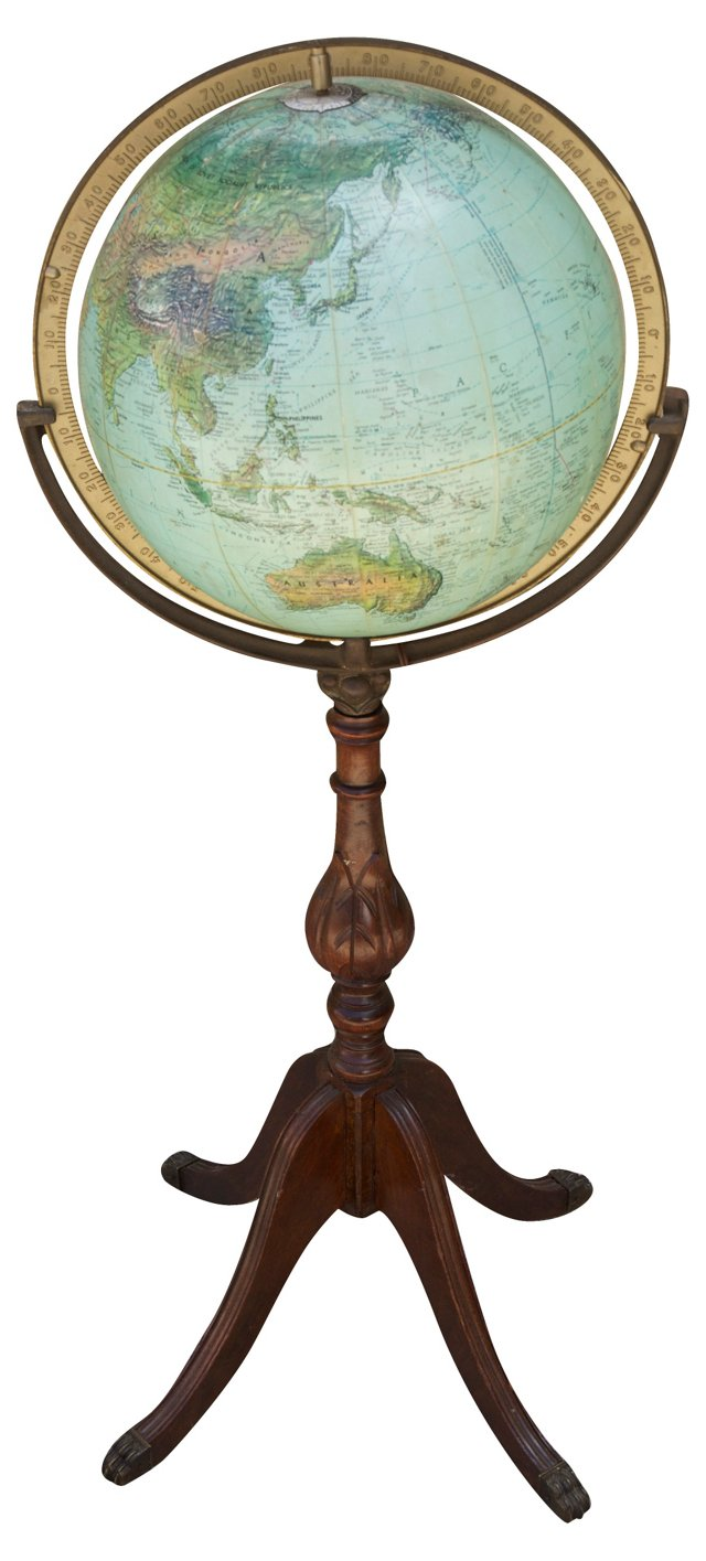 Illuminated Replogle Globe