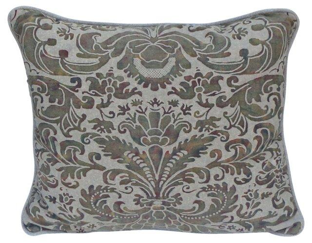 Italian Fortuny Pillow