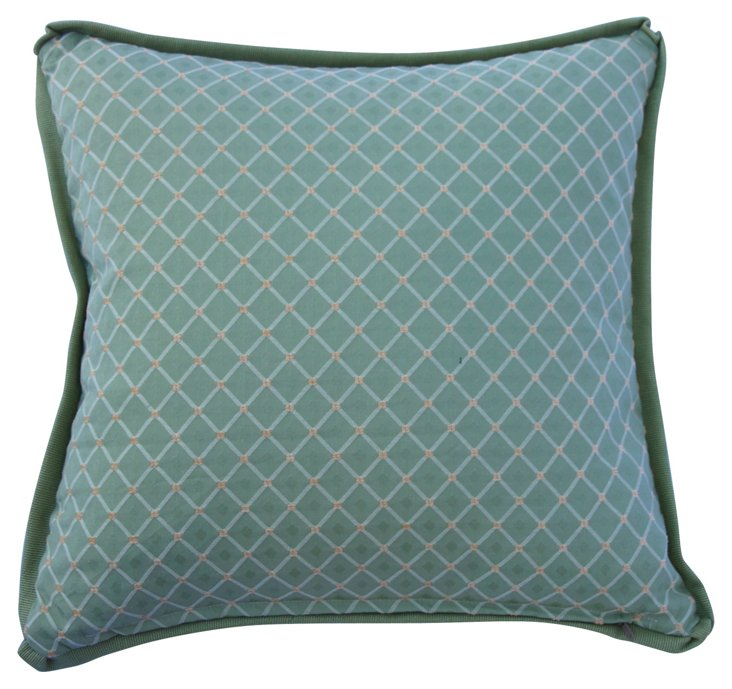 Cotton Trade-Only Fabric Pillow