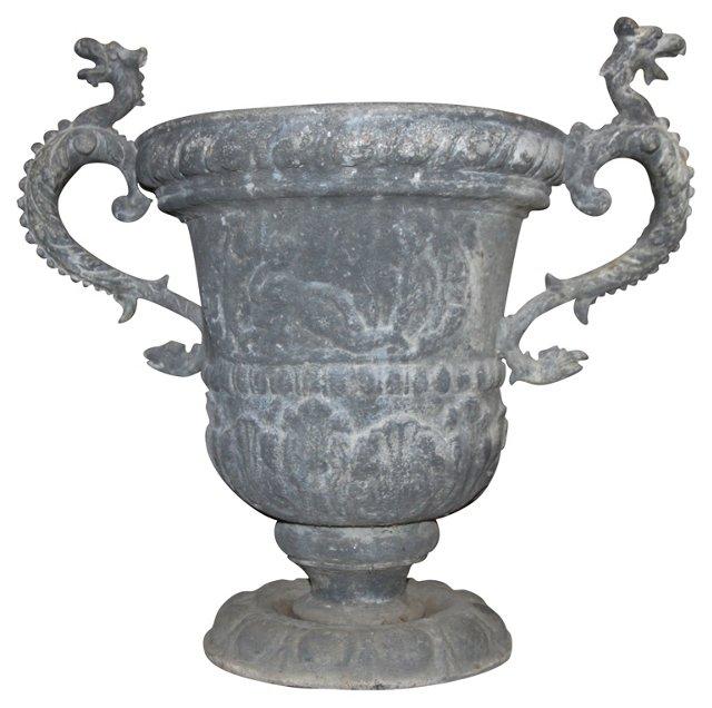 French Urn w/ Handles