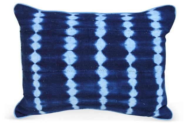 Mud Cloth Fabric Pillow