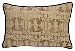 Rose Tarlow Printed Linen   Pillow