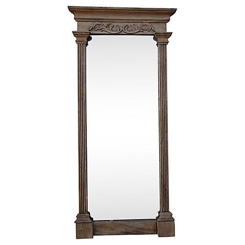 Neoclassical Mirror w/ Columns